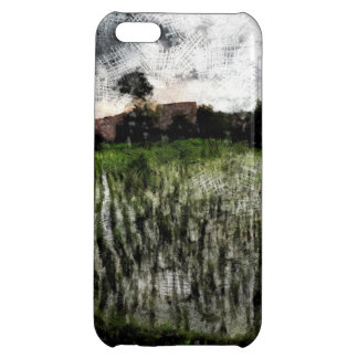 Planting in water iPhone 5C case