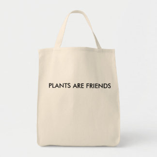 Plants Are Friends Tote