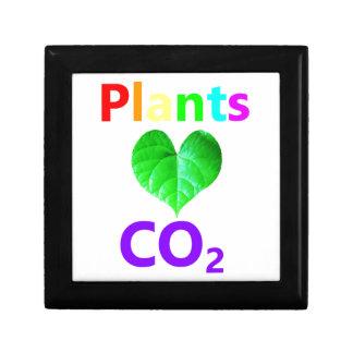 Plants Love CO2 Gift Box