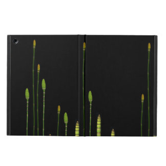 Plants on iPads — Puzzle Grass Case For iPad Air