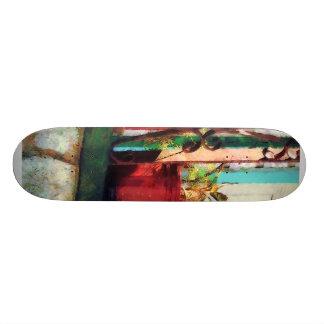 Plants on Porch Skateboards