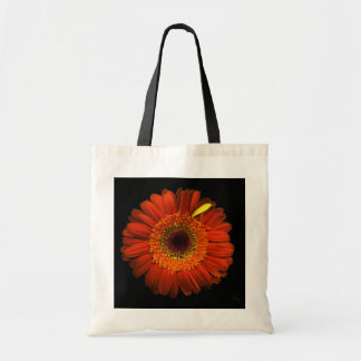Plants on Totes — Orange Daisy