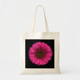 Plants on Totes — Pink Daisy