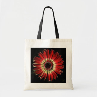Plants on Totes — Red Daisy