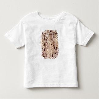 Plaque depicting King David enthroned Toddler T-Shirt