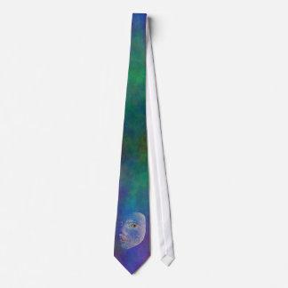 Plasma Ghost Tie