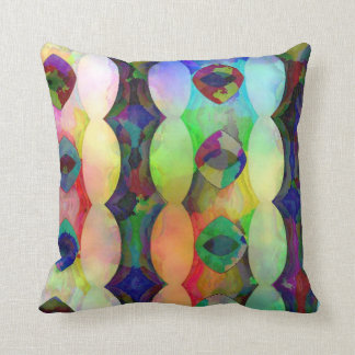 Plasma Vertical Diamonds and Ovals Cushion