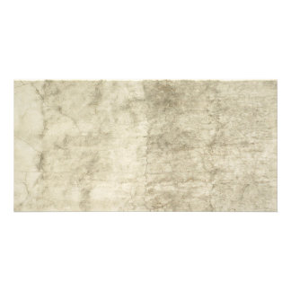 Plaster Antique Paper Template Blank neutral Photo Cards
