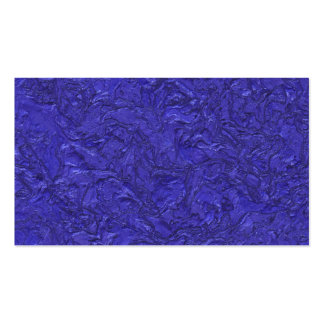 plaster inky blue (I) Pack Of Standard Business Cards
