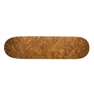 plaster terra (I) 19.7 Cm Skateboard Deck
