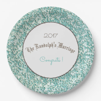 PLASTER-YARN-TWINE-CIRCLE-CELEBRATION-TEMPLATE PAPER PLATE