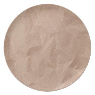Plastic Bag Plate
