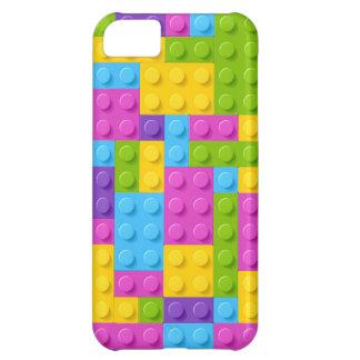 Plastic Construction Blocks Pattern iPhone 5C Case