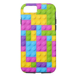 Plastic Construction Blocks Pattern iPhone 8/7 Case