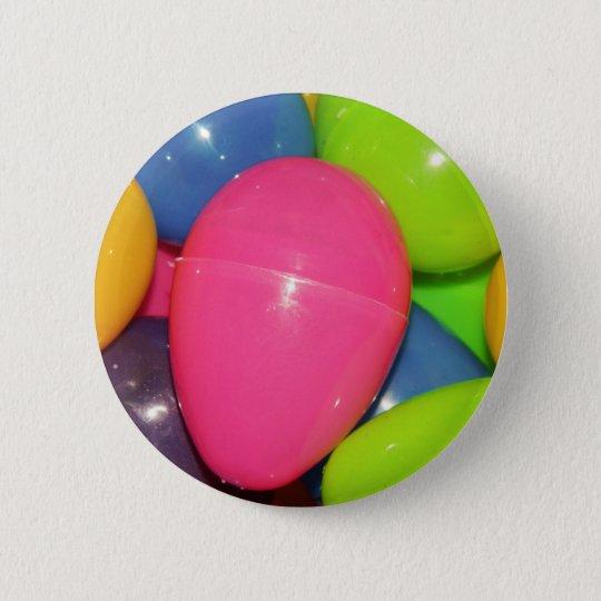 Plastic Eggs Button