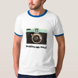 Plastic Fantastic Diana - Analogue Soul T-Shirt