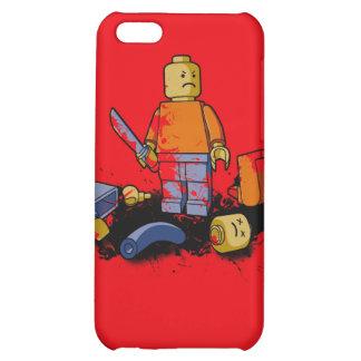Plastic Horror Cover For iPhone 5C