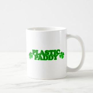 Plastic Paddy Coffee Mug