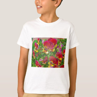 Plastic Pansies T-Shirt