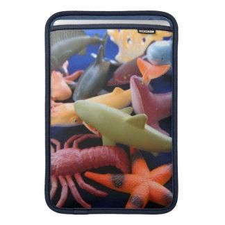 Plastic Sea Animals iPad 2 Sleeve