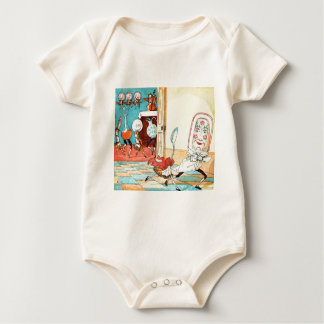 Plate and Spoon Baby Bodysuits
