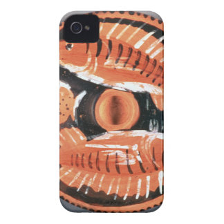 Plate depicting two fish, 350 BC (ceramic) iPhone 4 Covers