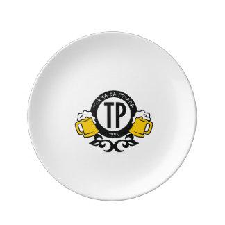 Plate dessert TP Porcelain Plates