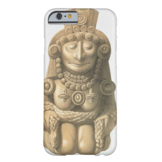 Plate from 'Ancient Monuments of Mexico', 1866 (li Barely There iPhone 6 Case