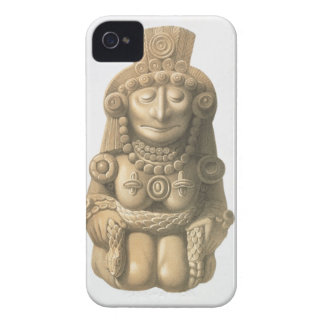 Plate from 'Ancient Monuments of Mexico', 1866 (li Case-Mate iPhone 4 Case
