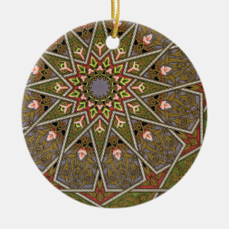 Plate I from 'Studies in Design', c.1874-76 (litho Christmas Ornament