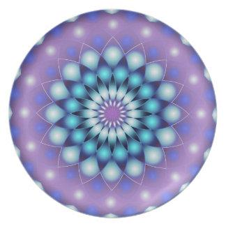 Plate Mandala