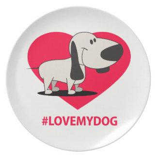 Plate My Dog