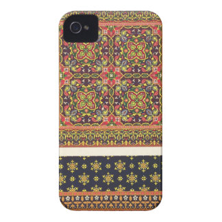 Plate of design for carpets, from 'Industrial Arts iPhone 4 Case-Mate Cases