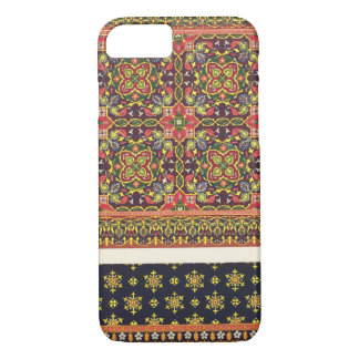 Plate of design for carpets, from 'Industrial Arts iPhone 8/7 Case