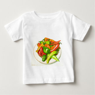 Plate of Fire Baby T-Shirt
