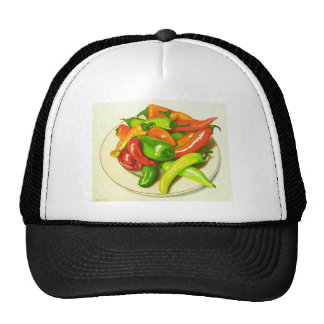 Plate of Fire Hats