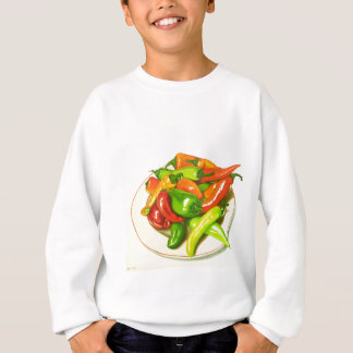 Plate of Fire Sweatshirt