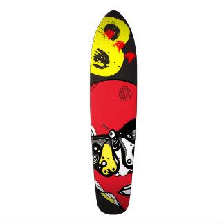 Plate of Skateboard BUTTERFLY EFFECT 2