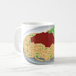 Plate Of Spaghetti Mug