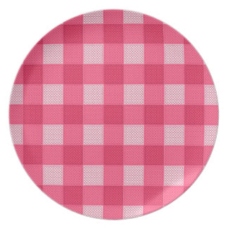 Plate Pattern picnic tablecloth