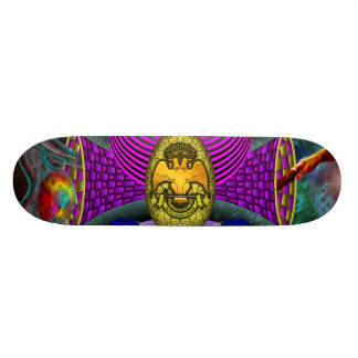 Plate skate Initiation 20.6 Cm Skateboard Deck