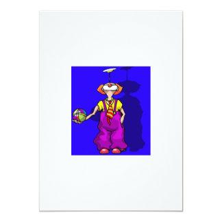 Plate Spinning Clown Announcement