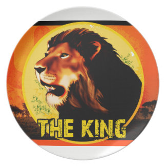 Plate The King