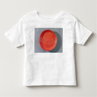 Plate with Celtic text, 1st-2nd century Toddler T-Shirt