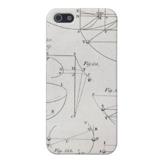 Plate XIX, Illustrating Proposition LXV iPhone 5 Cases