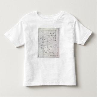 Plate XIX, Illustrating Proposition LXV Toddler T-Shirt