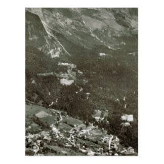 Plateau d'Assy; Haute Savoie Post Card