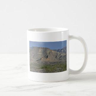 Plateau Mountains Coffee Mugs