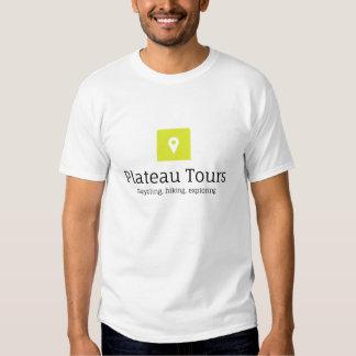 Plateau Tours T Shirt