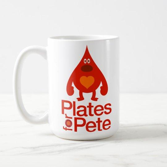 Plates for Pete Mug